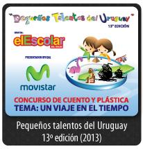 Pequeños talentos del uruguay  13º Edición  - 2013