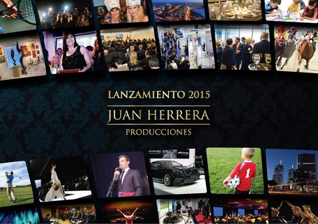LANZAMIENTO JUAN HERRERA PRODUCCIONES - LA CASA VIOLETA