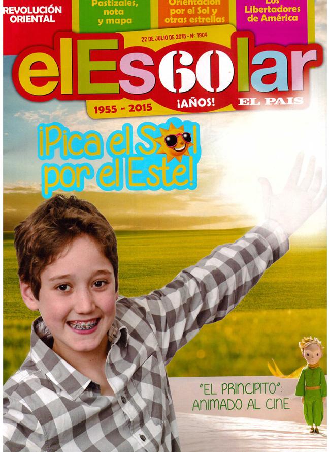 Afiche página completa revista El Escolar 22/07/2015 Bases página completa revista El Escolar 22/07/2015