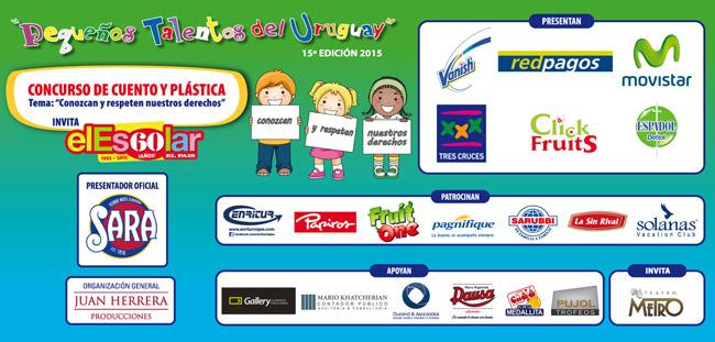 PEQUEÑOS TALENTOS DEL URUGUAY