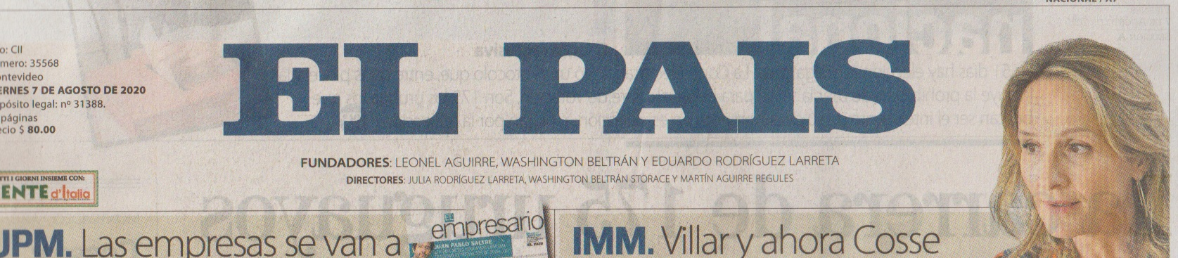DIARIO EL PAIS 07-8 (PORTADA)