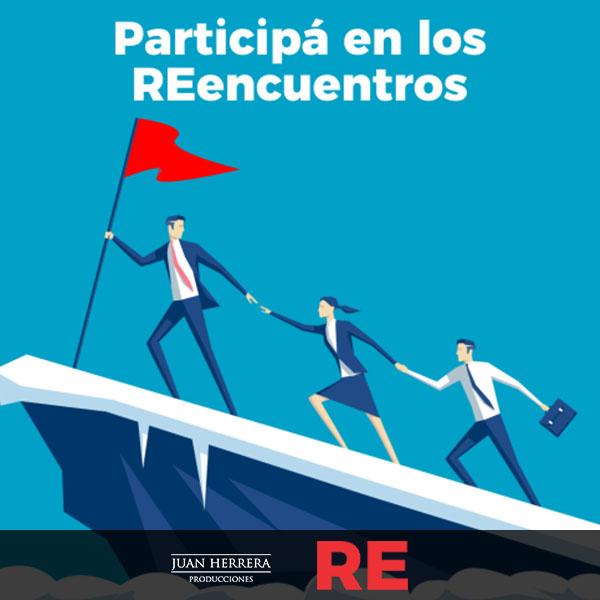 PARTICIPA DE LOS REENCUENTROS